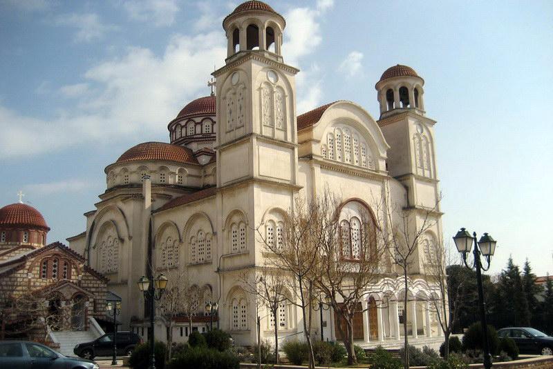 Πανήγυρις Ιερού Ναού Μεταμορφώσεως Σωτήρος Αλεξανδρούπολης