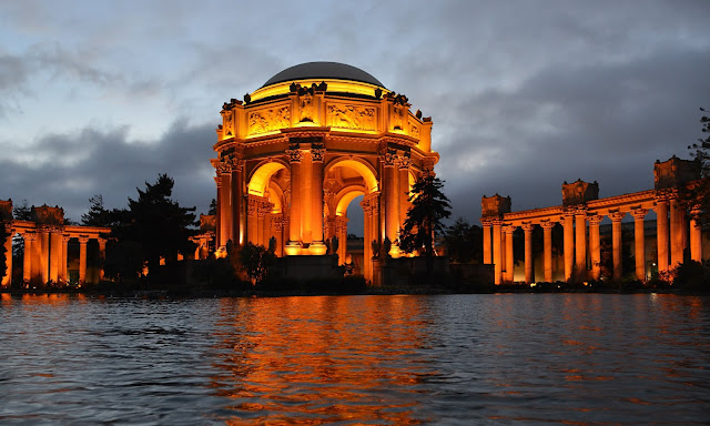 San Francisco screensaver, wallpaper store San Francisco, San Francisco at night wallpaper