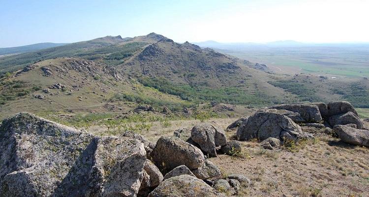 Parcul Național Munții Măcinului din Dobrogea