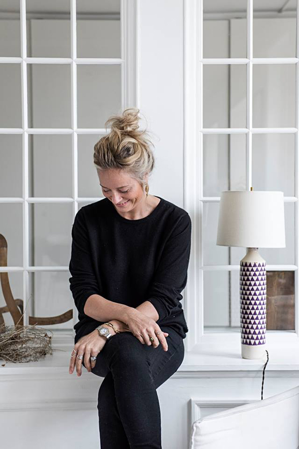 Home of AIAYU partner Marie Worsaae in RUM Interiør & Design, via Scandinavian Love Song