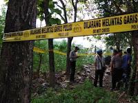 Jogja Digegerkan Temuan Mayat di Bawah Pohon