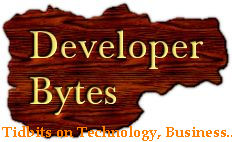 Developer Bytes
