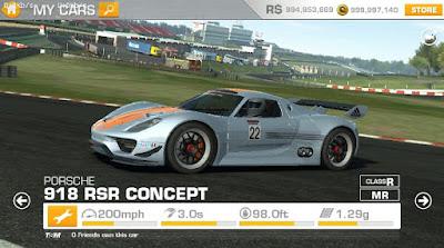 real racing 3 Mod Apk game
