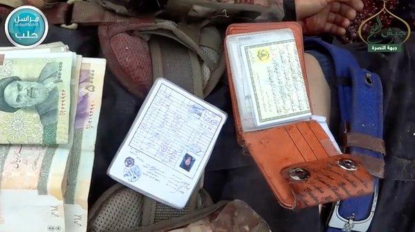 pasukan iran tewas di aleppo 4