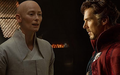 critique Doctor Strange