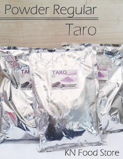 powder-taro