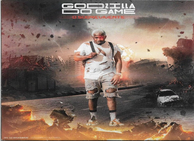 O Sobrevivente - Godzila do Game [EP]