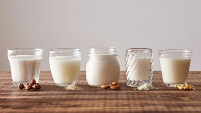 Jenis Susu Dan Manfaatnya
