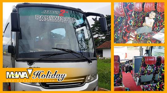 Tarif Bus Pariwisata Bandung Murah Berkualitas