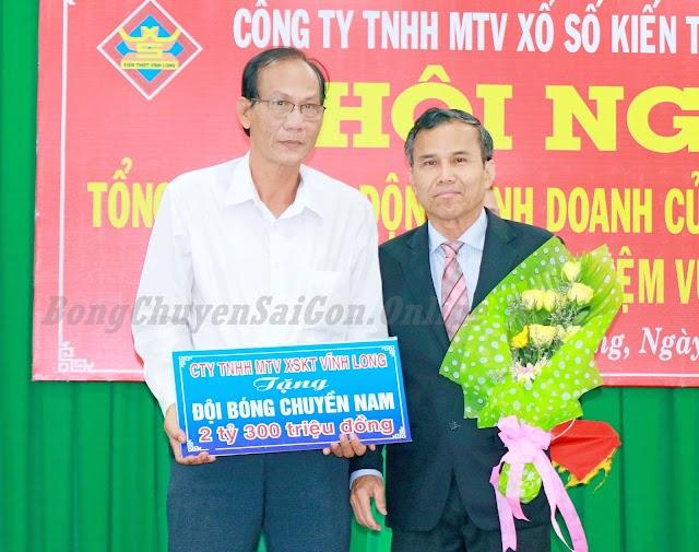 """Ông Nguyễn Thanh An: """"BTC cúp THVL có quyền chọn đối tượng"""""""