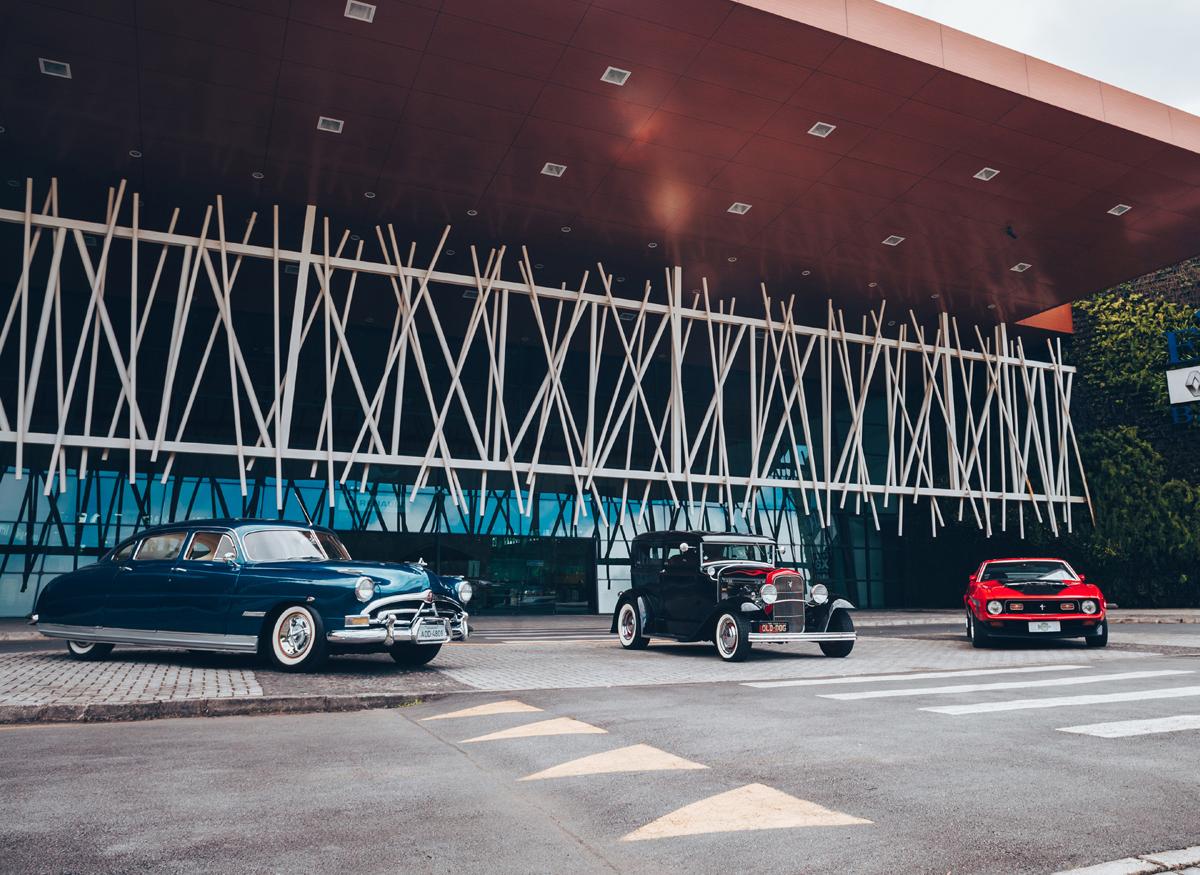 8940d68fee4 O colecionador curitibano Odin Otto Baumeier fará a exposição sobre o  grande ídolo do automobilismo brasileiro