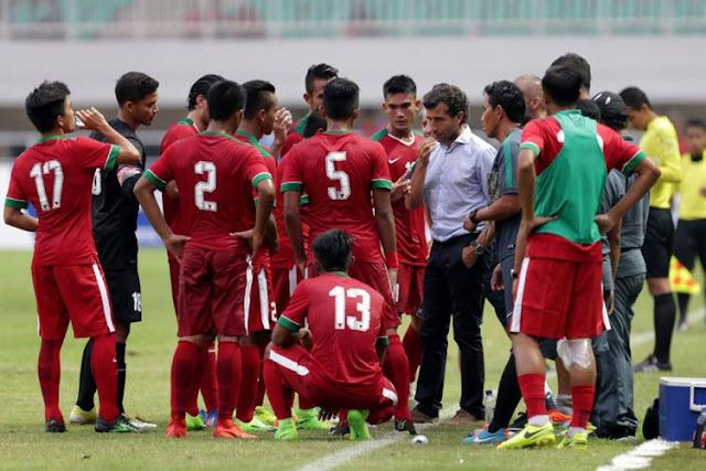 Daftar pemain Timnas Indonesia versus Islandia
