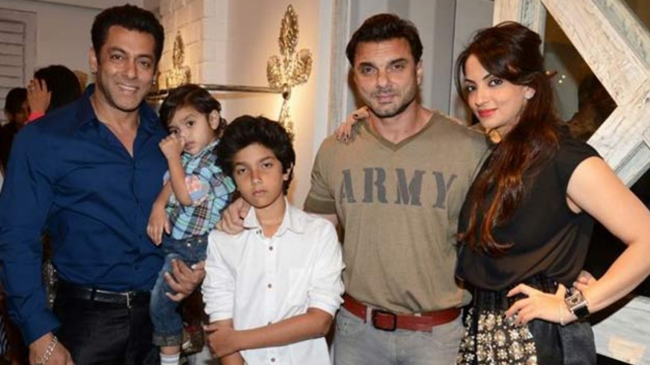 Salman Khan Can Do Anything For This Boy, Who Is This Lucky Boy
