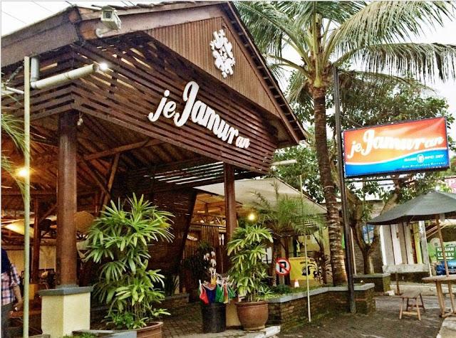 Resto Jejamuran sleman yogyakarta