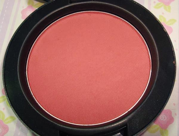 blush rosa queimado