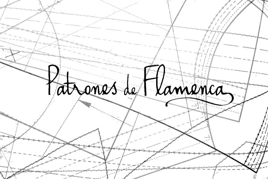 líneas, marcas y señales de los patrones