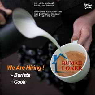 Lowongan Kerja di Rubisco Coffee