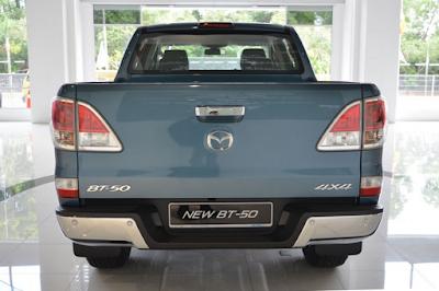 Eksterior Mazda BT-50 Pro