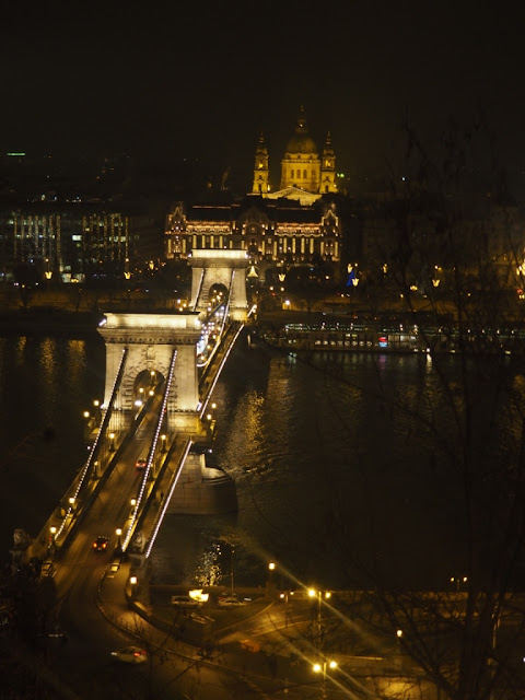 Budapest, Hungary in Snow ~ Ee Sing's Traventures