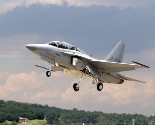 Filipina Pesan 12 Jet Tempur TA-50 Korea Selatan