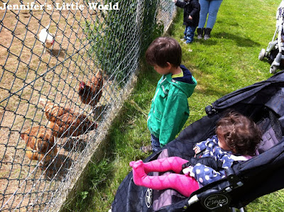 Open Farm Sunday at Blackstock Farm near Hellingly
