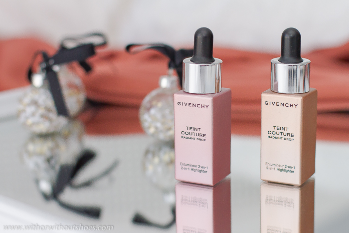 Teint Couture Radiant Drop iluminador fluido de la coleccion Shine in Matte de Givenchy Beauty