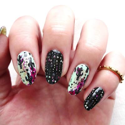 Call Me Cactus Nails