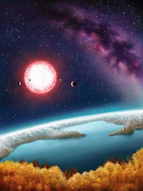 Exoplanet Seukuran Bumi, Layak Huni