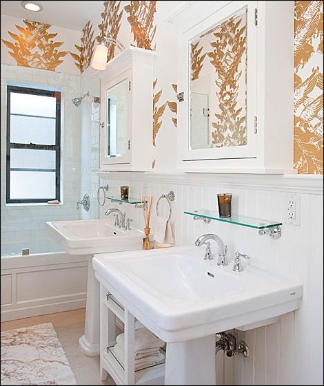 Key Interiors By Shinay Transitional Bathroom Design Ideas: Key Interiors By Shinay: Cottage Style Bathroom Design Ideas