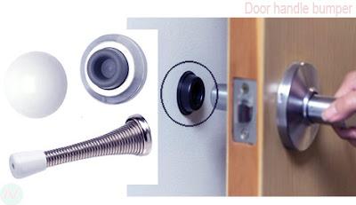 door handle bumper