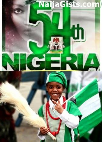 nigeria 54 independence