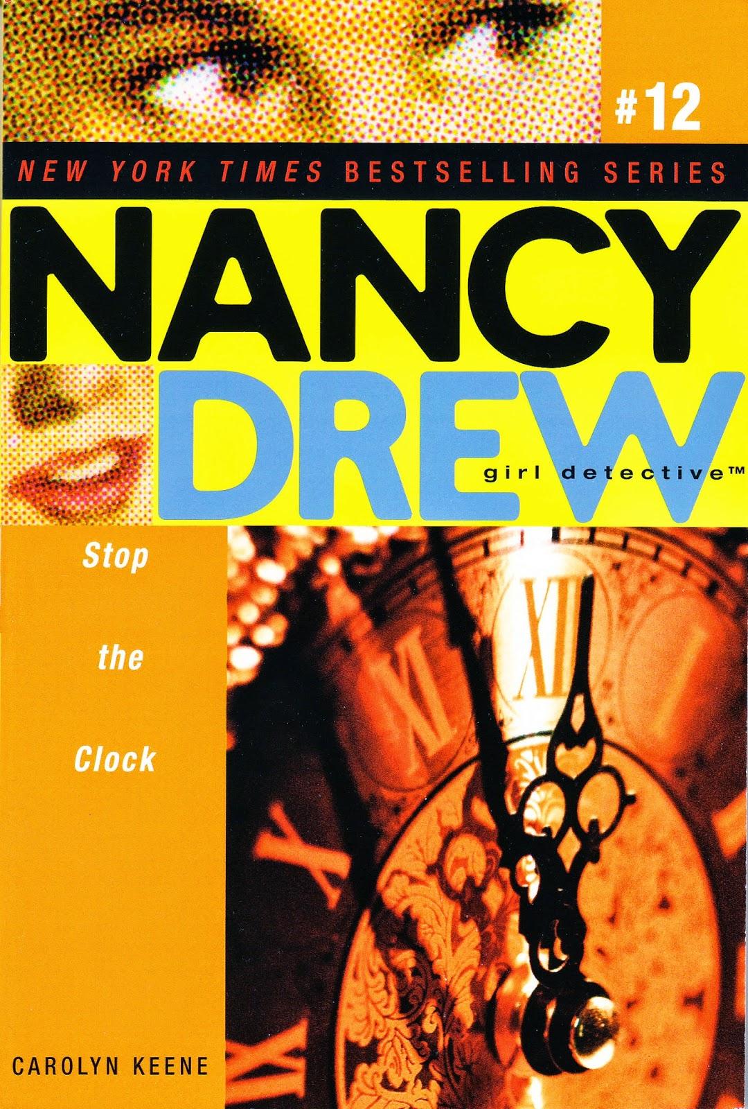Series Books For Girls Nancy Drew Girl Detective 11