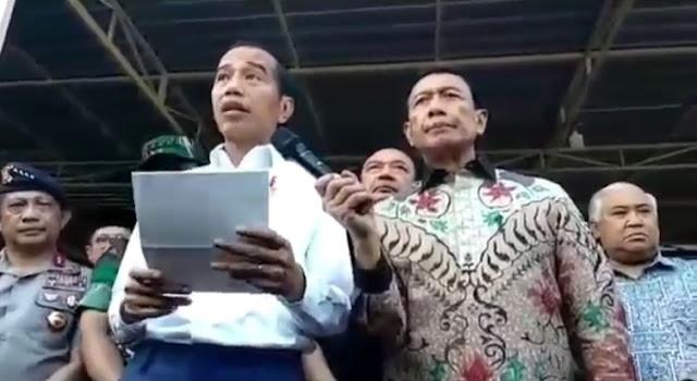 Presiden Jokowi Kecam Serangan Bom Gereja Surabaya, dan Ungkapkan Kegeramannya Atas Aksi Teror, Ini Videonya
