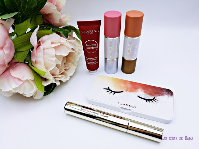 Selfie Ready Clarins makeup maquillaje beauty primavera verano eyepalette