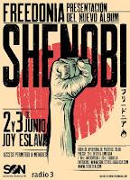 Conciertos de Freedonia en Joy Eslava