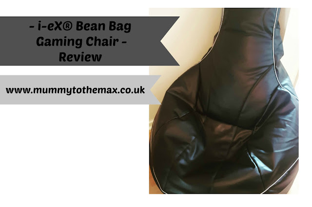 i-eX® Bean Bag Gaming Chair