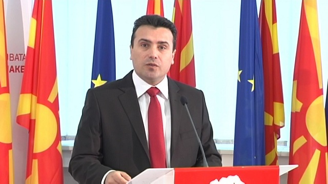 New Macedonian Government will officialize Albanian language before local elections