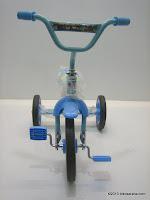 Sepeda Roda Tiga Arava BMX in Blue