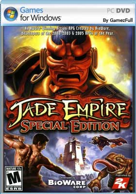 Descargar Jade Empire Special Edition pc full español mega y google drive.