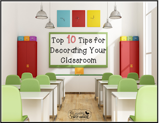 Classroom Decor Tips and Tricks
