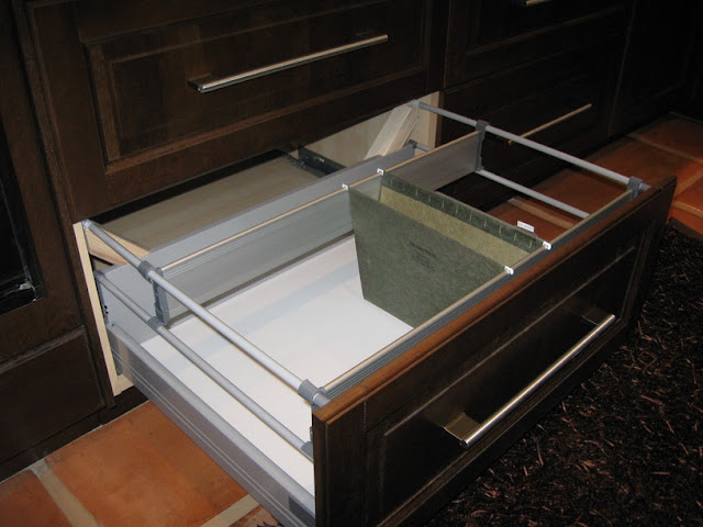Deep Drawer Kitchen Cabinets
