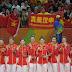 É OURO! China derrota a Sérvia e conquista medalha de ouro nos Jogos Olímpicos do Rio de Janeiro.