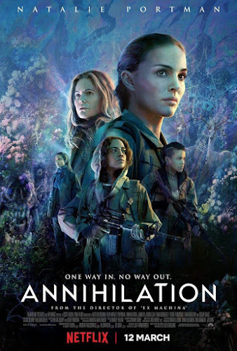 Annihilation (Web-DL 720p Dual Latino / Ingles) (2018)