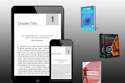 Apa itu Ebooks ? Pengertian, Fungsi, Manfaat, Contoh, Kelebihan dan Kekurangan Ebook (Buku Digital)