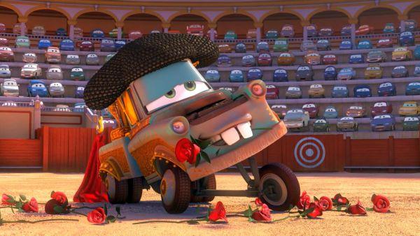 Cars Toons El Materdor
