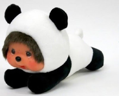mimiwoo monchhichi panda lying animal plush new nouveauté kiki mignon kawaii
