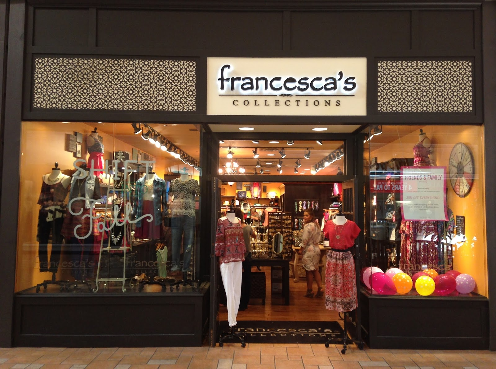 Collections Store | breezy days francesca s collections friends family sale