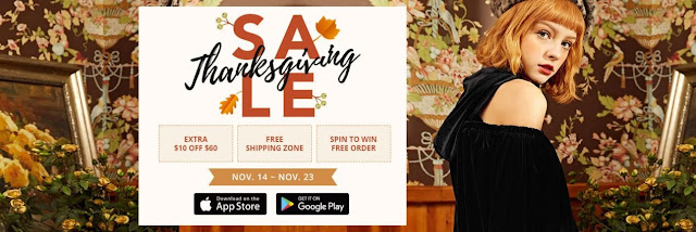 Zaful Thanksgiving Shopping Tips, promotion, promoção, fashion, moda
