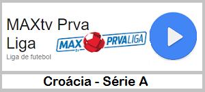Campeonato Croata Ao Vivo