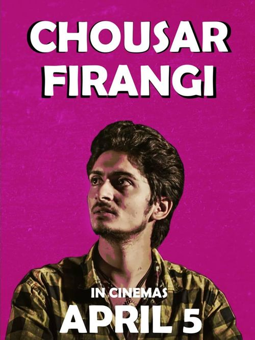 Chousar Firangi 2019 Hindi 720p WEB-DL 900MB ESubs